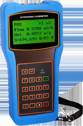 Портативные ультразвуковые расходомеры StreamLux®